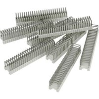 Clarke 6 - 8mm Cable Staples Pk200