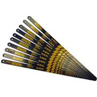 Irwin Irwin 12 x 24tpi Hacksaw Blades Pk10
