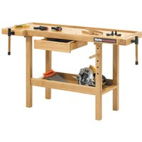 Clarke Clarke CHB1500 Wooden Workbench