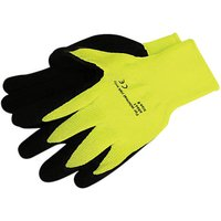 Click to view product details and reviews for Machine Mart Foam Latex Coated Gloves Medium Or Large.