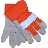 Click to view product details and reviews for Machine Mart Reflective Work Gloves.