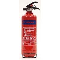 Walker Fire Walker Fire 2Kg Fire Extinguisher - ABC Powder
