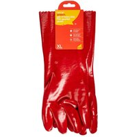 Click to view product details and reviews for Amtech Amtech N2410 Pvc Red Gauntlet Glove Xl.