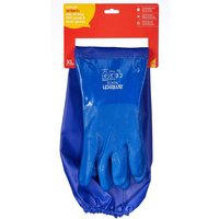 Click to view product details and reviews for Amtech Amtech N2415 Blue Pvc Extra Long Gauntlet Glove Xl.