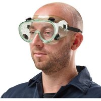 Click to view product details and reviews for Clarke Clarke Sg1 Clear Safety Goggles.