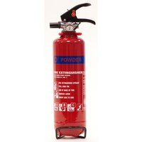 Walker Fire Walker Fire 1Kg Fire Extinguisher - ABC Powder