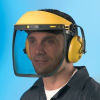 Click to view product details and reviews for Oregon Oregon Combination Face Visor Ear Defenders.