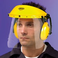 Click to view product details and reviews for Oregon Oregon Polycarbonate Visor Muff Combination.