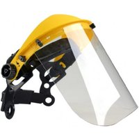 Click to view product details and reviews for Machine Mart Xtra Oregon Browguard And Polycarbonate Visor.