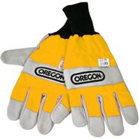 Click to view product details and reviews for Oregon Oregon Chainsaw Gloves With Two Handed Protection.