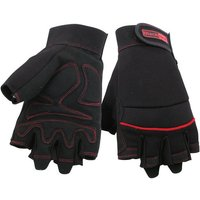 Click to view product details and reviews for Rodo Rodo Fingerless Machine Gloves.