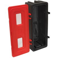 Sealey Sealey SFEC01 Fire Extinguisher Cabinet - Single