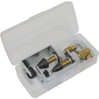 Sealey Sealey VSAC135 13 piece Air Conditioning Pressure Test Connector Kit