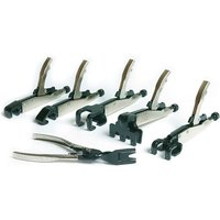 GYS Self Locking Car Body Welding Clamp Set