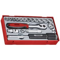 "Teng Teng TT3819 19 Piece 3/8"" Socket Set"