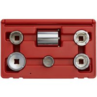 Sealey Sealey MS050 6 piece Motorcycle Swing Arm Lock Nut Set
