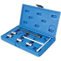 Machine Mart Xtra Laser 4597 Diesel Injector Seat Cutter Set