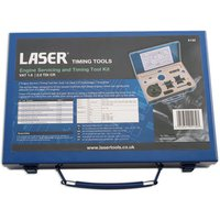 Machine Mart Xtra Laser 5130 - Engine Timing Kit For VAG 1.6 And 2.0 TDI Engines.