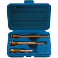 Machine Mart Xtra Laser 5154   Three Piece Glow Plug Reamer Set