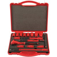 Laser Laser 6148 16 Piece Insulated Socket Set 3/8 Drive