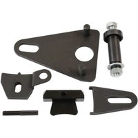 Laser Laser 6812 Flywheel/ Front Pulley Locking Tool Set - Renault/ Nissan