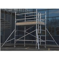 Lyte Ladders Lyte Tower-In-a-Box Single Width (2.2m x 1.8m x 0.85m)