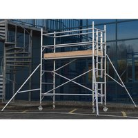 Lyte Ladders Lyte Tower-In-a-Box Single Width (2.2m x 2.5m x 0.85m)