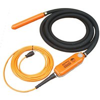 110Volt Altrad Belle Vibratech  58mm High Frequency Poker with 7m Hose  110V