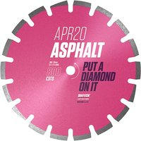 Diatech Diatech APR20 Asphalt Diamond Blade