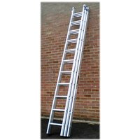 Machine Mart Xtra Youngman T335 DIY 3 Section Extension Ladder
