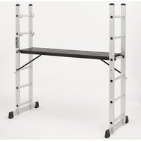 Clarke Clarke SL-2C 4-Way Combination Ladder & Platform