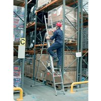 Price Cuts Youngman Combi 100 3 Section Trade Ladder (2.0m)