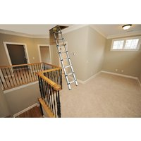 Youngman Youngman 2.6m Telescopic Loft Ladder