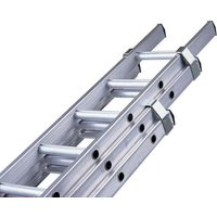 T. B. Davies Pinnacle 3.0m Class 1 Triple Section Aluminium Extension Ladder