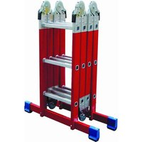 Lyte Ladders Lyte GFMPL4x3 Glassfibre Multipurpose Ladder