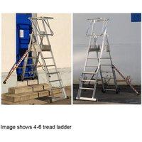 Zarges Zarges 7-9 Tread Sherpascopic Work Platform
