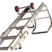 Machine Mart Xtra Summit 3.94m Trade Double Section Roof Ladder