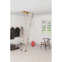 Youngman Youngman 'CLICK FIX' 26 Timber Loft Ladder