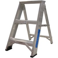 Machine Mart Xtra Lyte ESS3 3 Tread Industrial Aluminium Swing Back Step Ladder