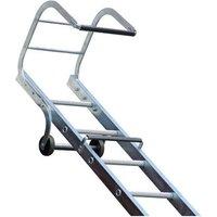 Machine Mart Xtra Lyte TRL145 4.5m Roof Ladder