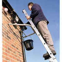 Machine Mart Adjustable Ladder Stand-off Bracket