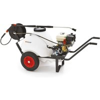 Emak Comet FDX WB 8 160 G200F Loncin Petrol Engine Pressure Washer with Bowser
