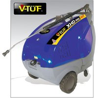 400 Volt 3 Phase V-TUF XHD995HOT 4kW 3 Phase Extra Heavy Duty Hot Water Pressure Washer (400V)
