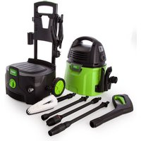 Handy Handy THHPWVAC 2-in-1 Pressure Washer - Wet and Dry Vacuum Cleaner