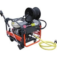 Altrad Belle Altrad Belle P132301RS PWX 13 230 Honda Petrol Engined Pressure Washer with Hose Reel