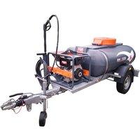 Altrad Belle Altrad BWX15 250DS Towable Petrol Pressure Washer