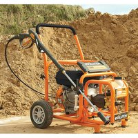 Evolution Evolution   EVO System Petrol Engine   Pressure Washer