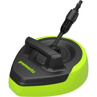 Greenworks Greenworks 12   Patio Cleaner for G40 G50 G70 Pressure Washers
