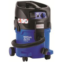 Machine Mart Xtra Nilfisk ALTO Attix 30-2M XC Commercial Wet and Dry Vacuum Cleaner (230V)