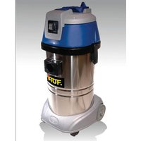 Machine Mart Xtra V-TUF VTS3000 Stainless Steel Industrial Wet and Dry Vacuum Cleaner (230V)